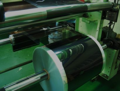 heating-film-manufacture