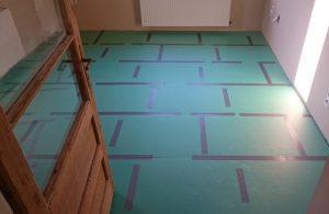 Caleo Reg kiegészítő padlófűtés